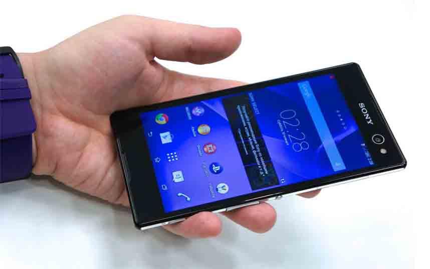 Analizamos el Sony Xperia C3 Para los amantes de las selfies, Sony ha cumplido su palabra y el Xperia C3 ofrece una excelente cámara frontal.
